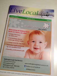 Cover of Live Local