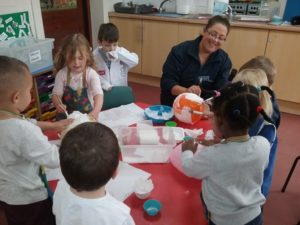 Wellingborough Day Nursery 30 hours funding in the preschool